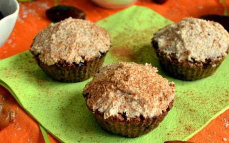 Carrot Muffins 1