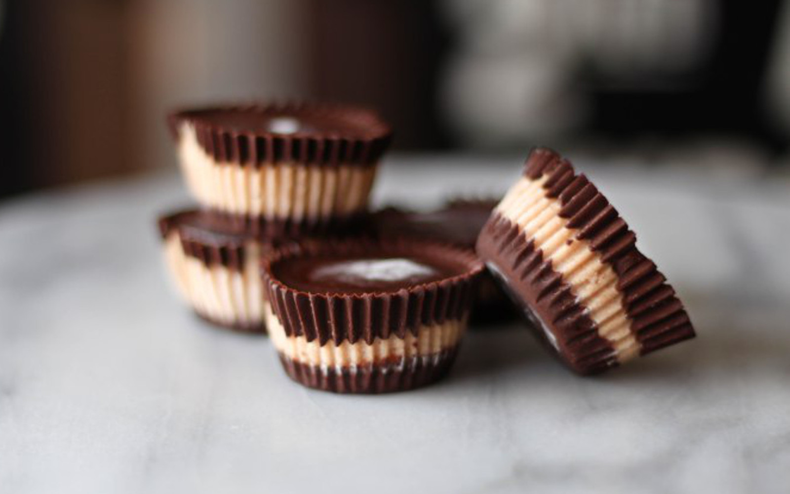 Chocolate and Banana Cups 1
