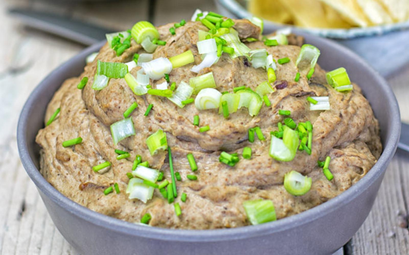 Vegan Lentil Paté