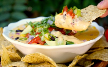 Loaded Queso Dip 1