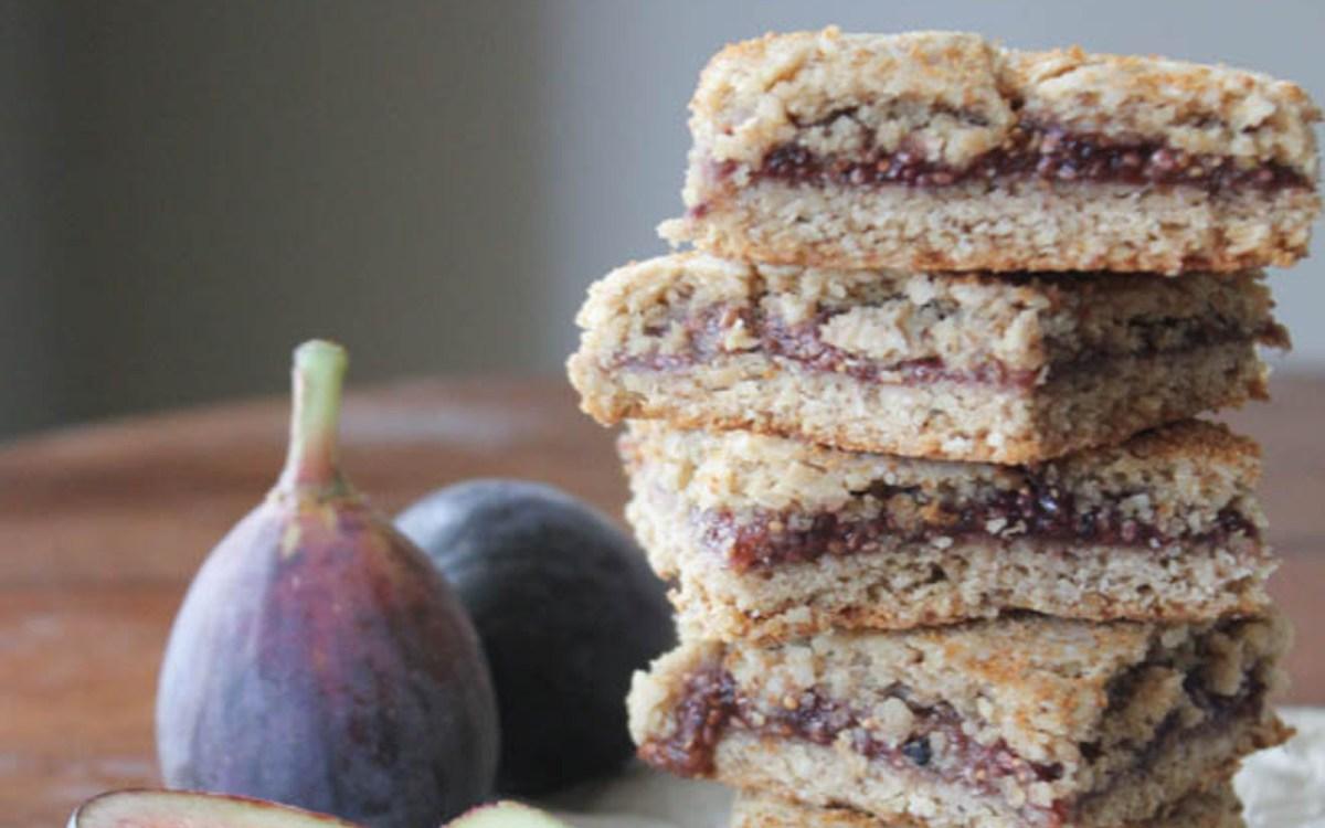 Fresh Fig Newton Cookies 2