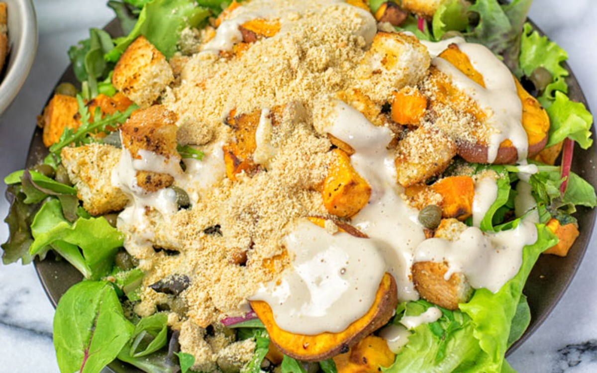 Single salad
