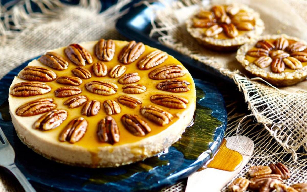 Paleo Pecan Pie 1
