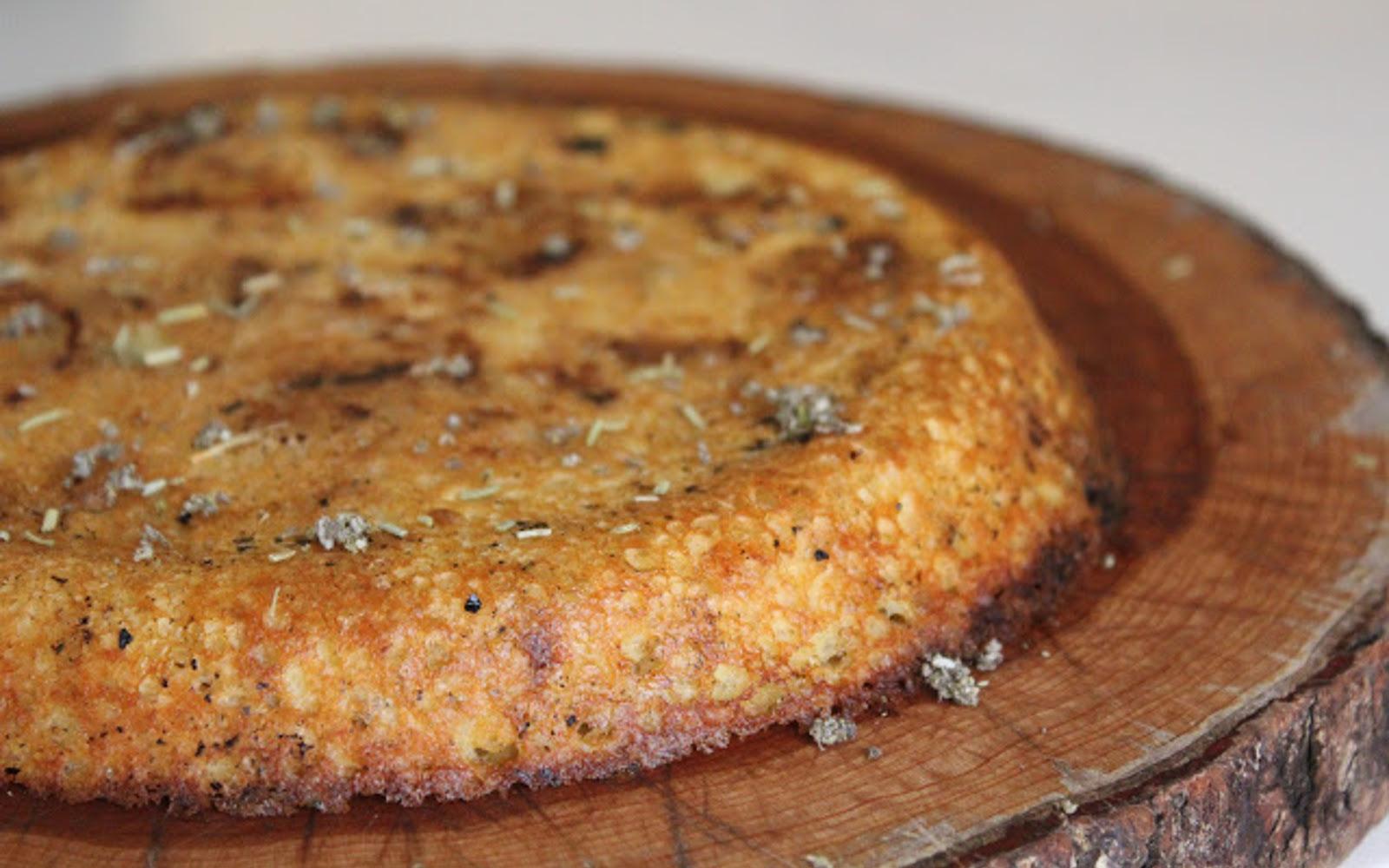 Roasted Potato and Onion Farinata 2