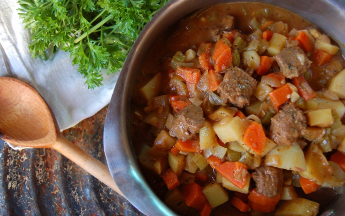 Traditional 'Beef' Stew Recipe