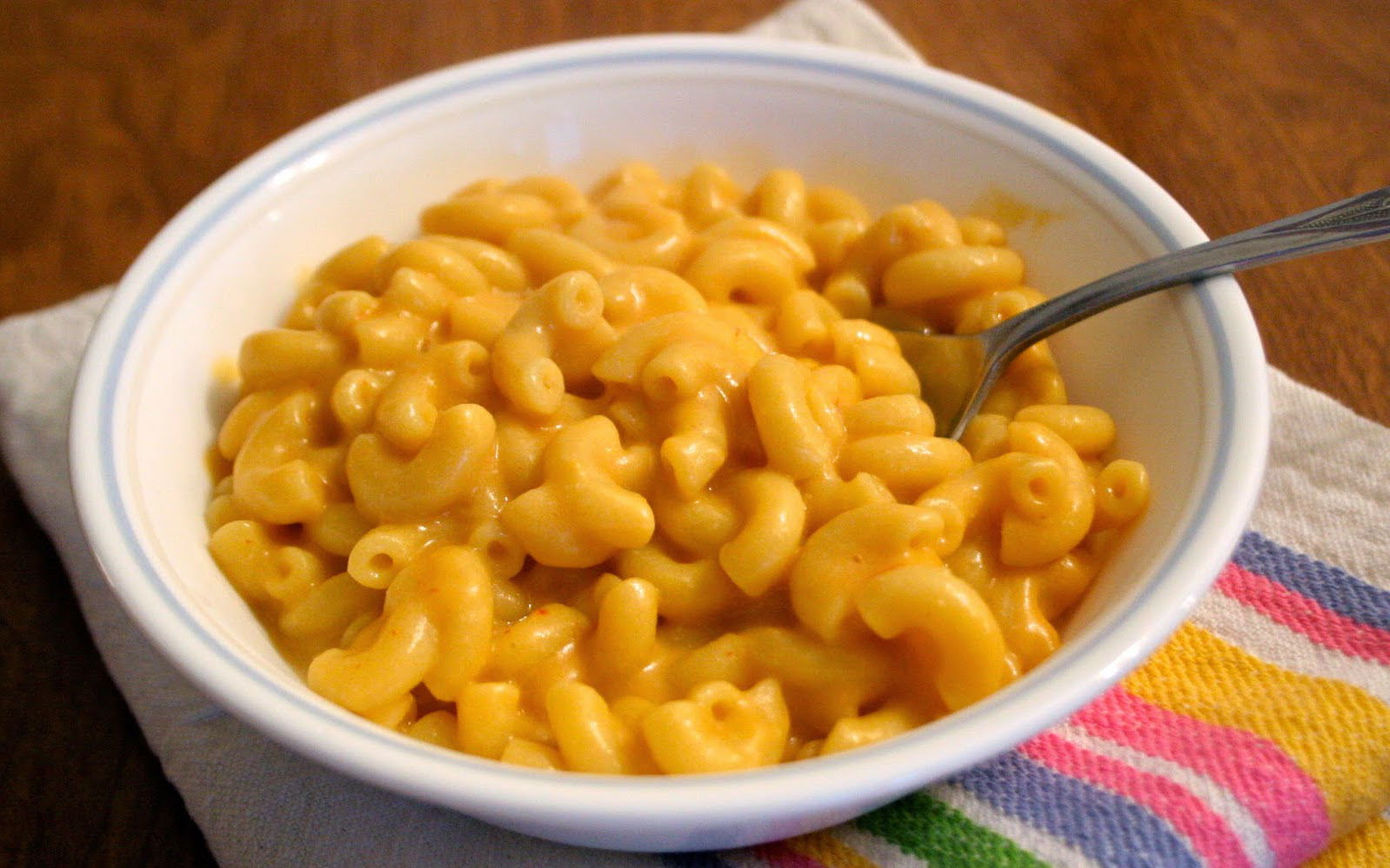 Mac and Not Cheese