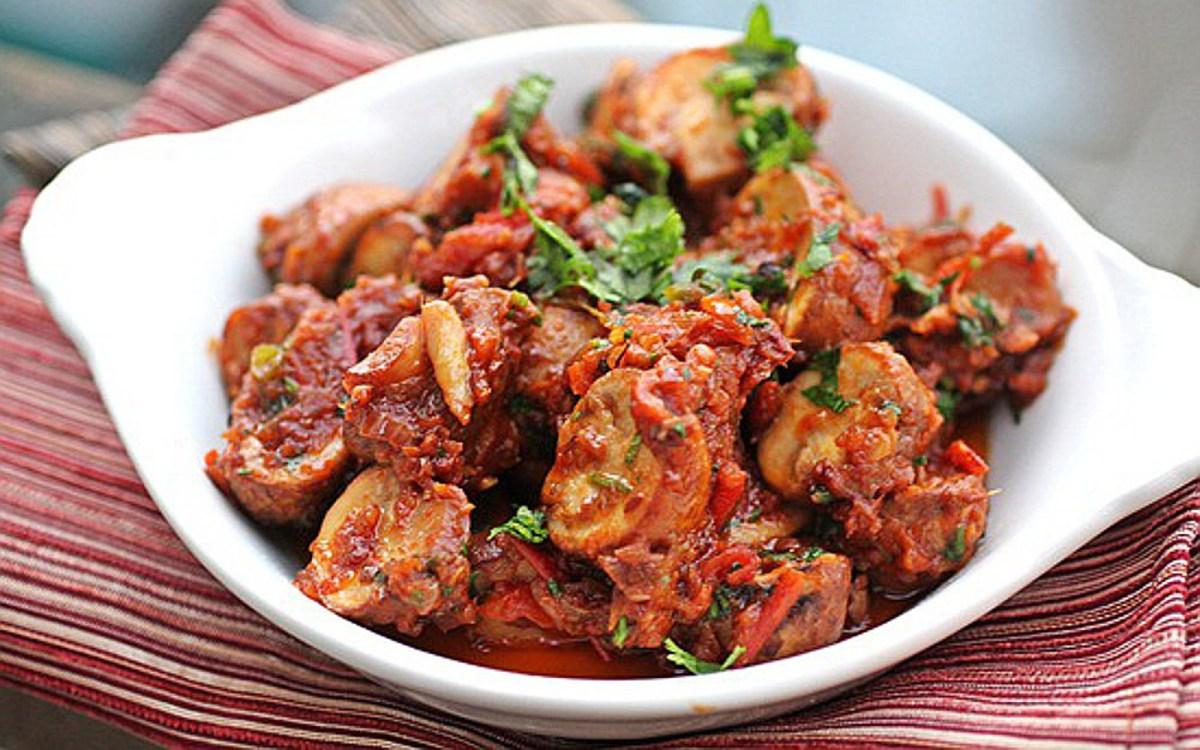 Image result for Bhuna Mushroom Recipe
