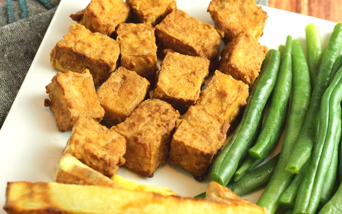 Vegan Air Fryer Recipes Tofu