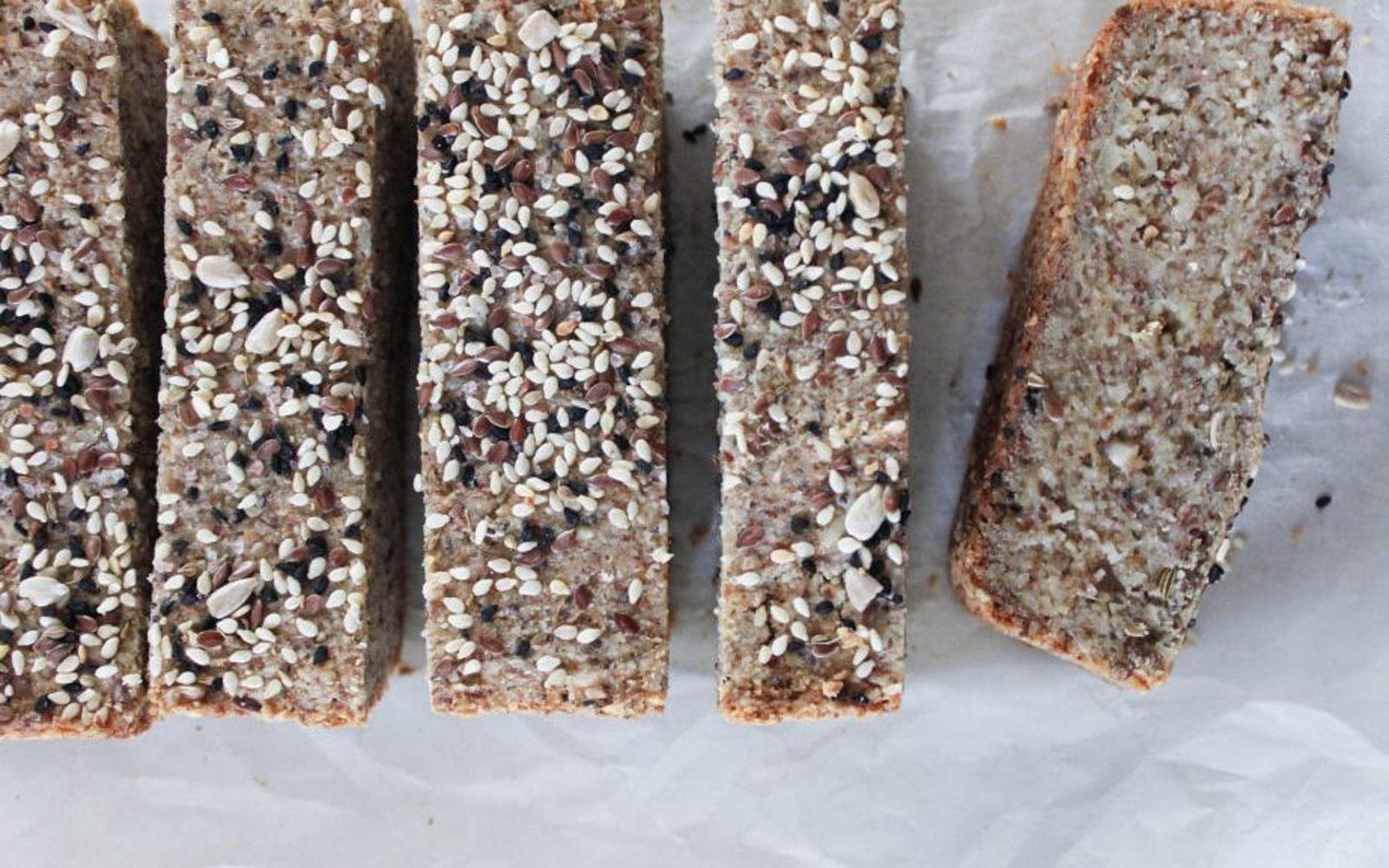 Spicy Seeded Herb Bread