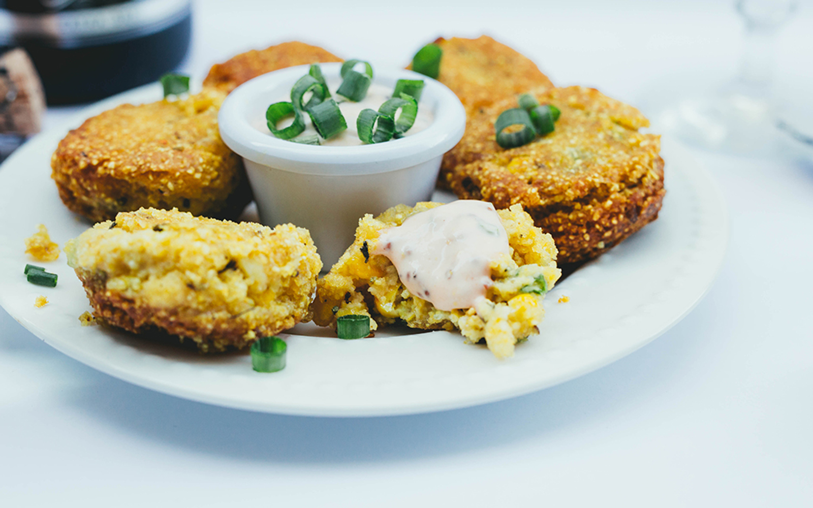 Hush Puppos With Remoulade