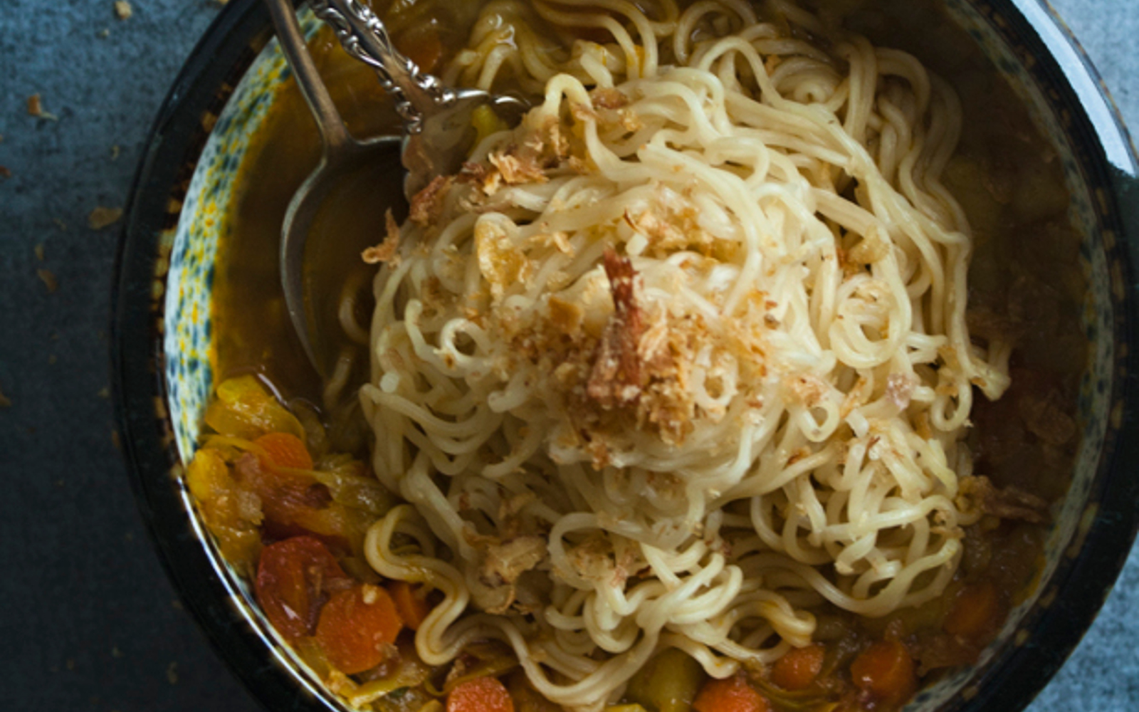 Thukpa: Himalayan Noodle Soup