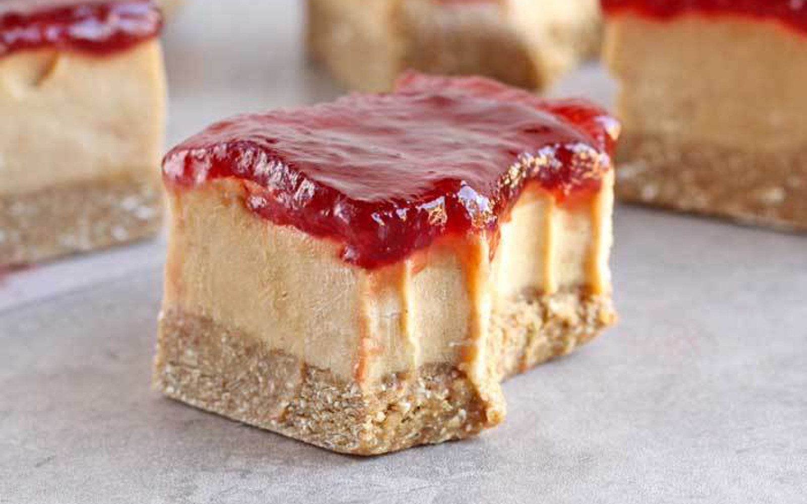 Peanut Butter Jelly Bars c