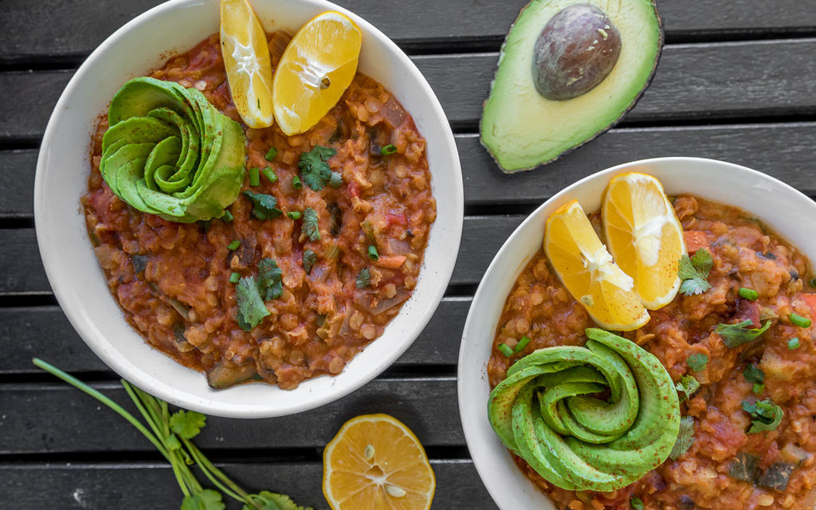 Pressure Cooker Mexican Lentil Stew