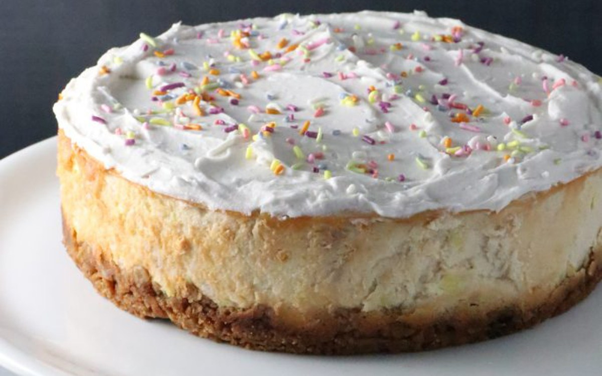 Vegan Birthday Cake No Sugar