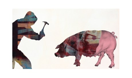 5 Artists and Photographers Who Fight for Farmed Animals in Their Work