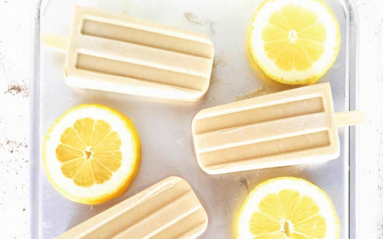 Lucuma Tea Pops