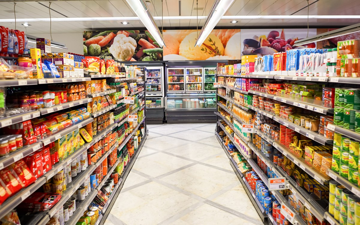 Natural Food Grocery Store Chains