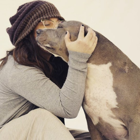 A Look Into the Amazing Woman – and Dog – Who Launched a Movement for Pit Bulls Across the U.S.
