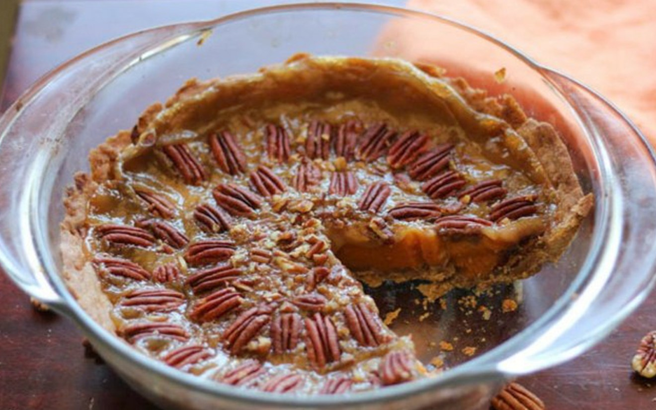 Vegan Sweet Potato Pecan Pie