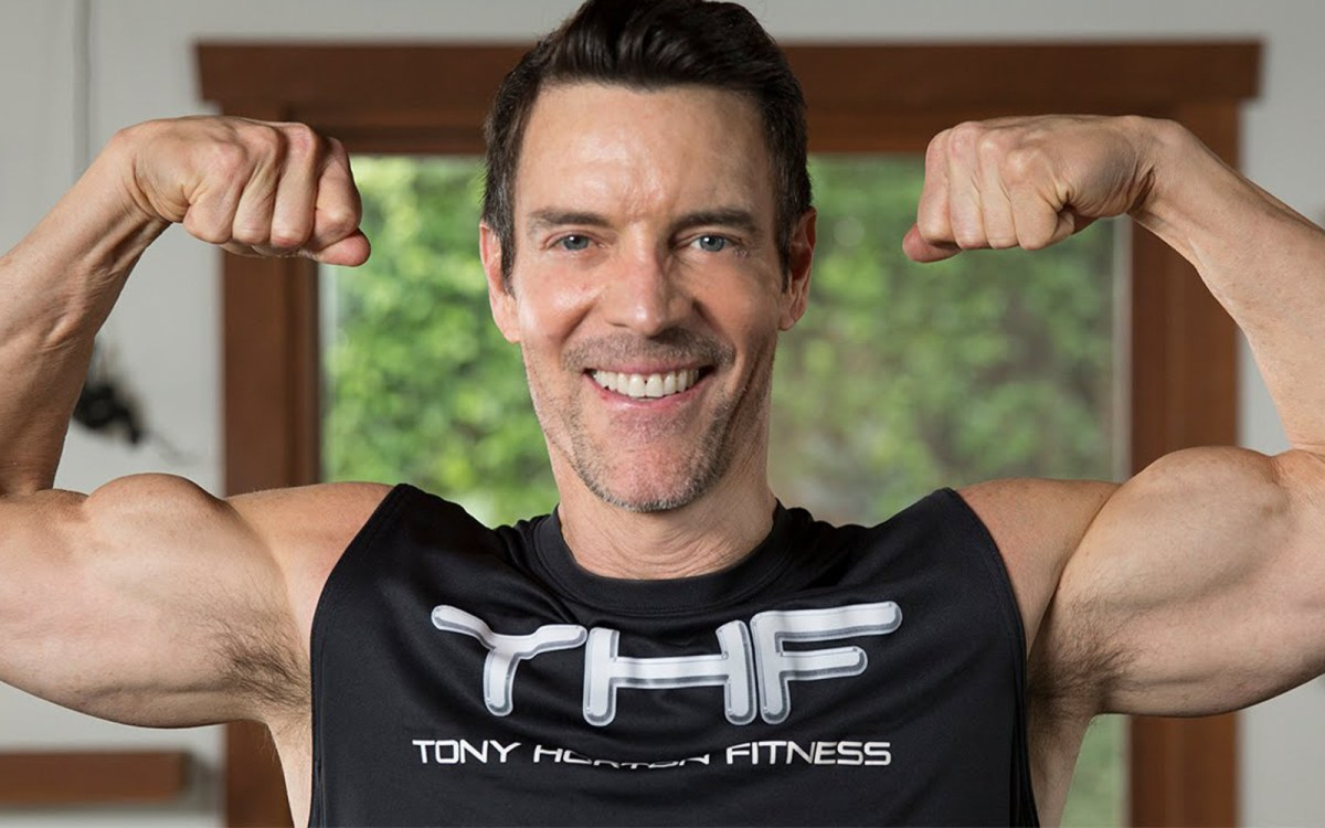 Tony Horton Kitchen Menu