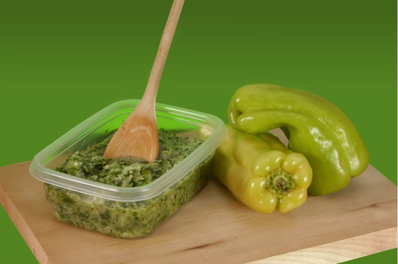 how to make green sofrito