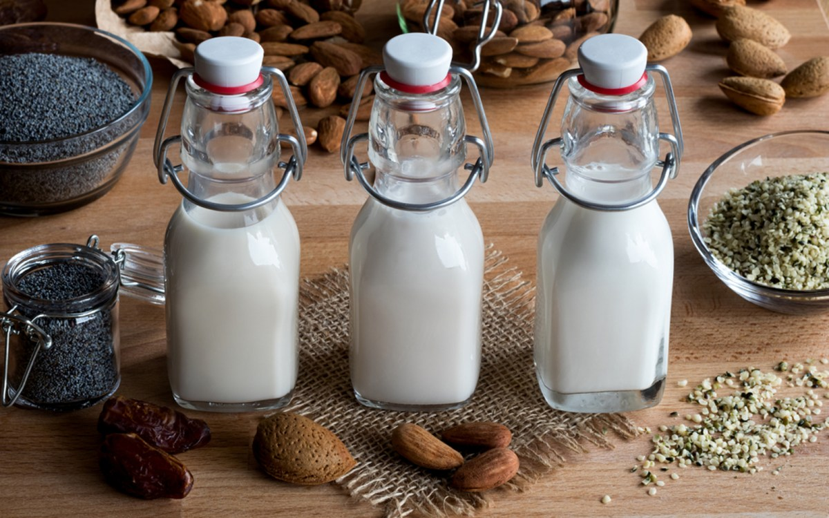 5 Plant-Based Milk Trends to Watch For in 2018