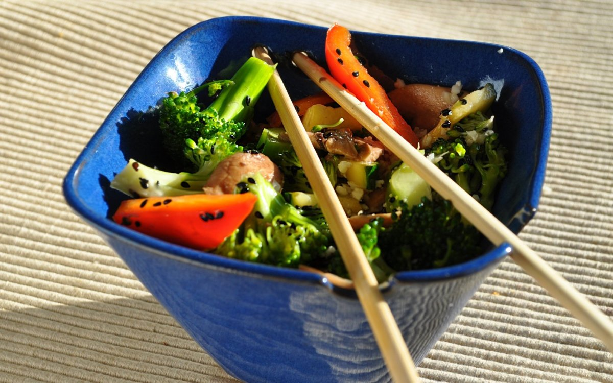 Quick and Easy Broccoli Stir Fry