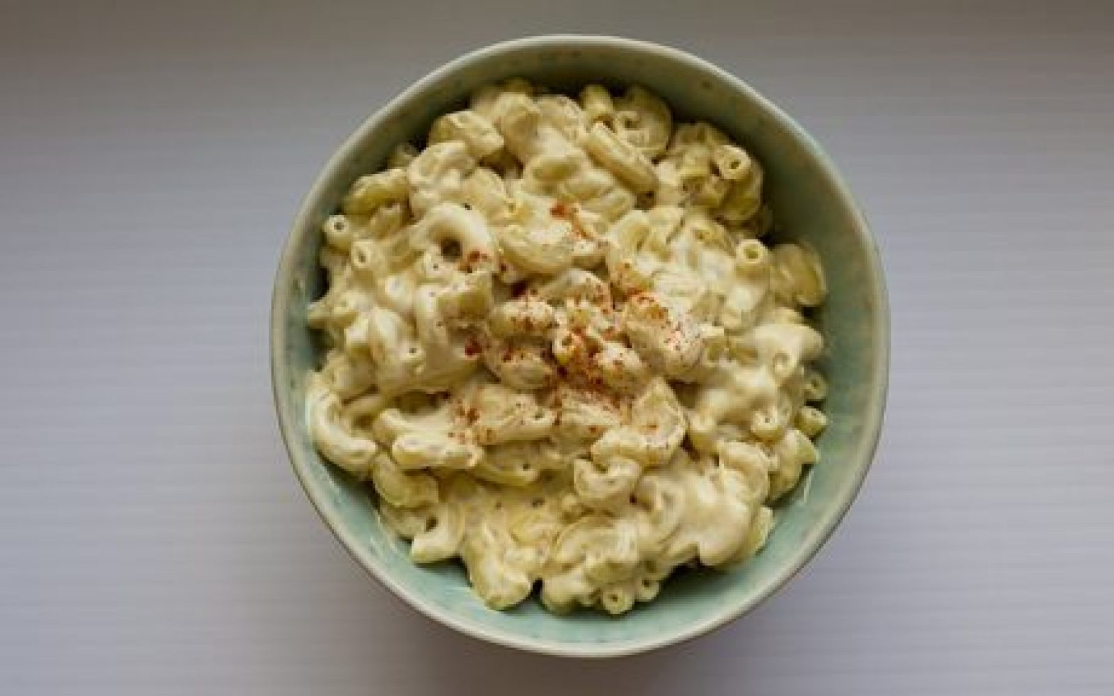 Vegan Smoky Cashew Mac and Cheese