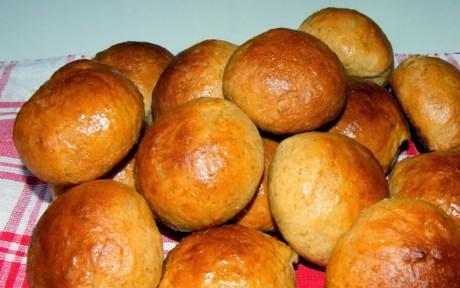 Vegan Sweet Potato Rolls