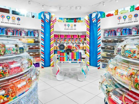 Dylan's Candy Bar Store