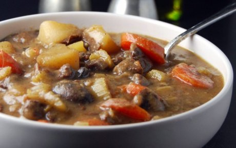 Vegan Irish 'Lamb' Stew