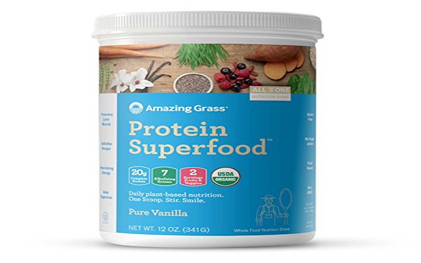 amazing grass organic protein powder