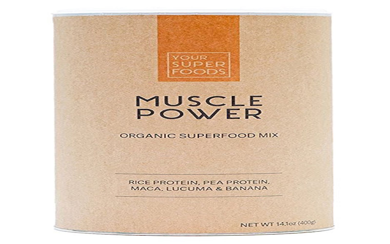 Your Superfoods Organic Muscle Power Protein Mix