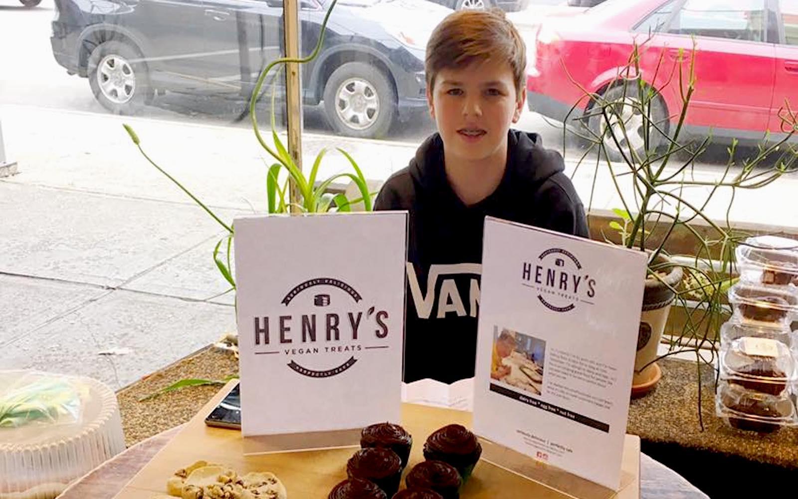 henrys vegan treats