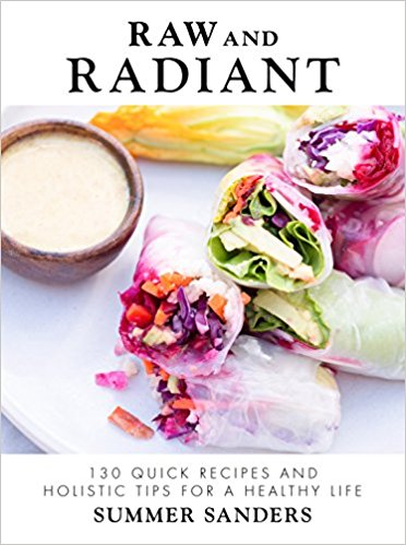 raw and radiant vegan cookbook