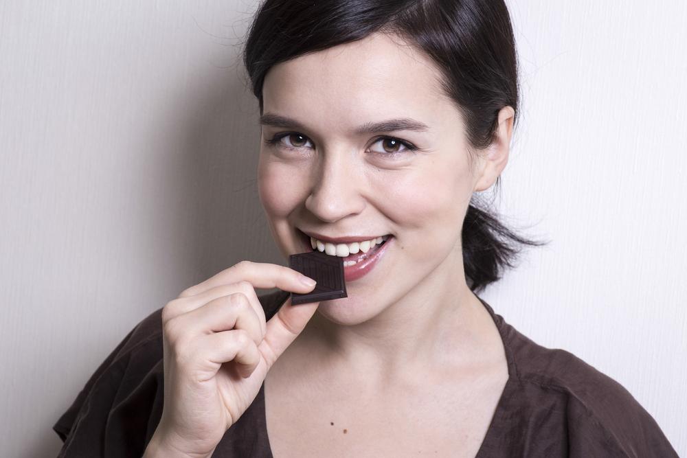 Dark chocolate may boost vision