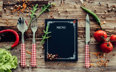 restaurants vegan menus