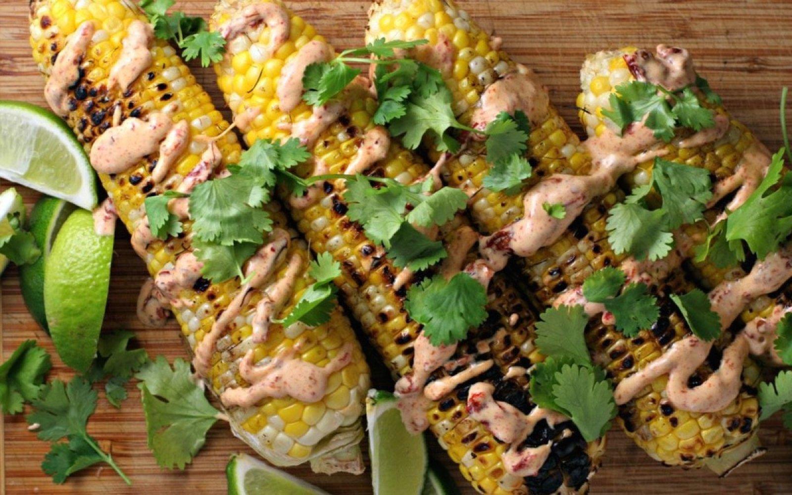 Vegan Mexican Street Corn