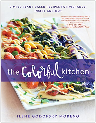 the colorful kitchen vegan cookbook