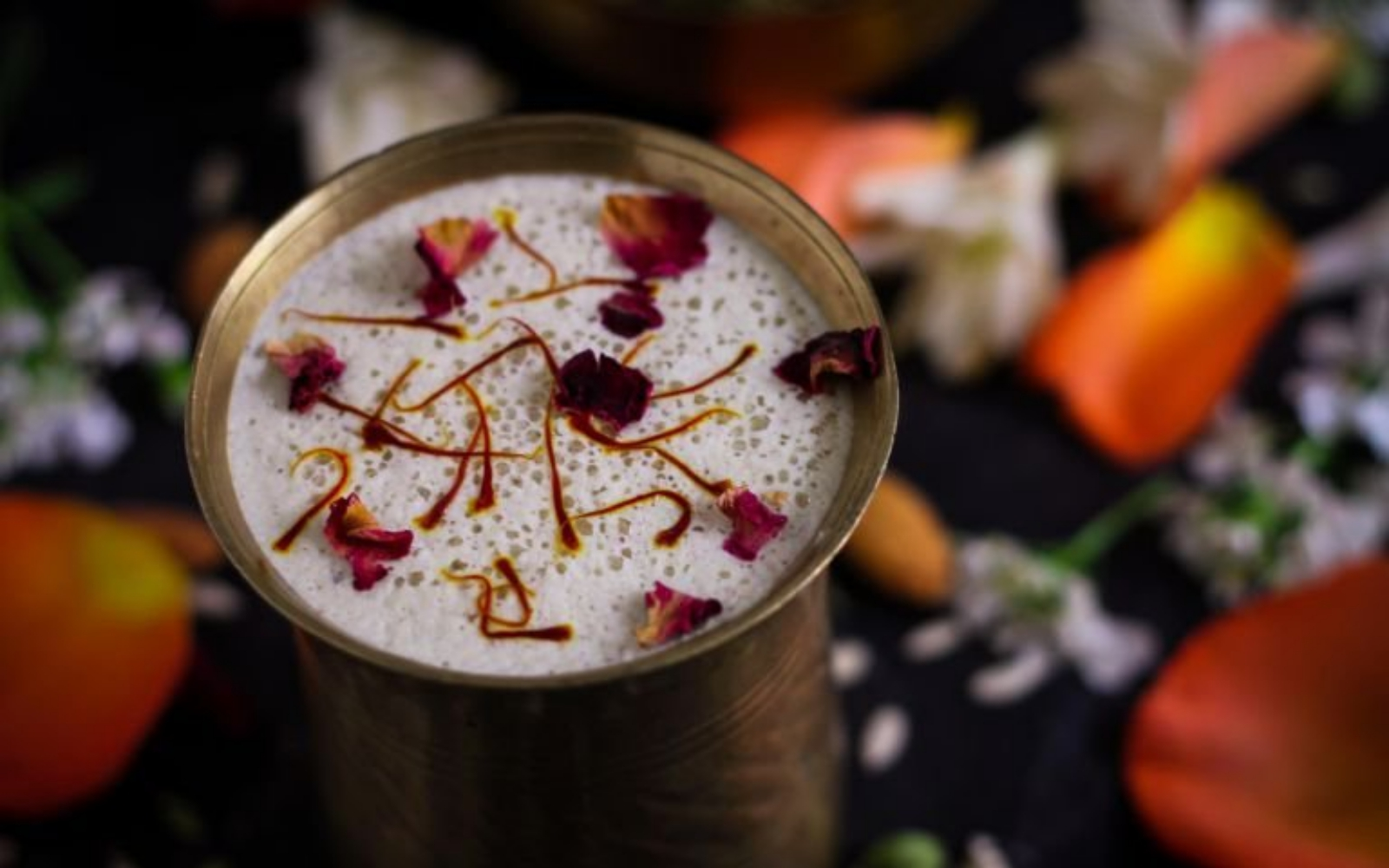 Vegan Thandai: Instant Masala Milk