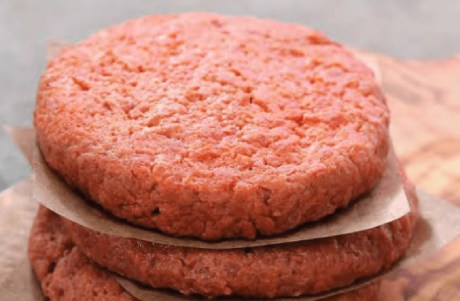 New Vegan 'Ground Beef' Burger That Cooks Like the Real Thing to Debut This Month!