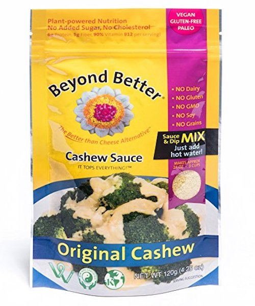 beyond better cashew