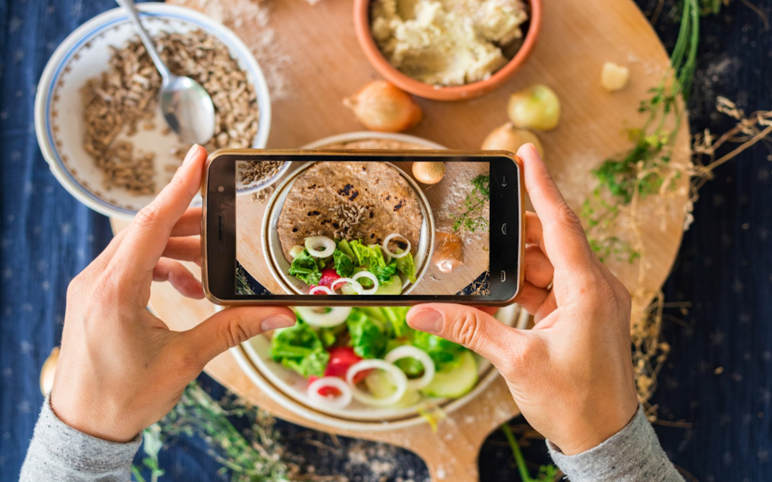 Instainspo upside down pizza bbq and curry bowls the best meals food forumfinder Gallery