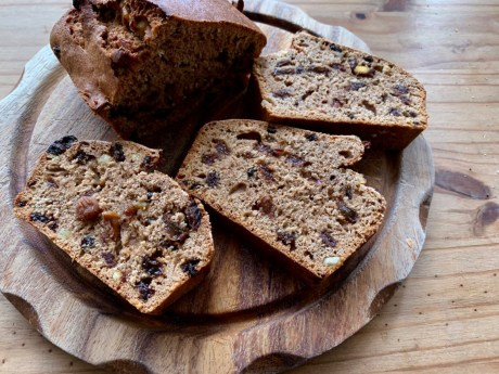 Maple Chai Tea Loaf