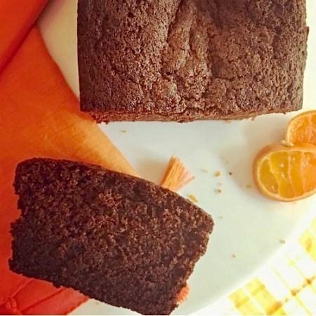Jaffa Loaf Cake, One Handed Baker