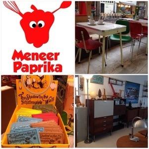 Hotspotshop Haarlem: Meneer Paprika
