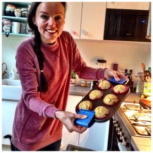 kikkererwten muffins ready