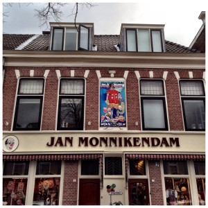 Jan Monnikendam Haarlem