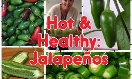 De gezonde power van de jalapeno peper