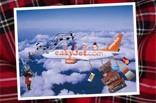 Edinburgh easyjet